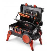 WH-44128 Набор инструментов в ящике XXL III electric WIHA