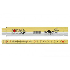 WH-27059 Складной метр Longlife Plus 27059 WIHA..