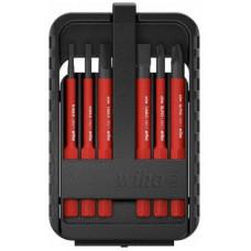WH-43156 Набор бит slimBit electric slimVario Hex, 6 шт. в SlimBit box 43156 WIHA