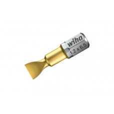 WH-04744 Шлицевая бита TiN Torsion форма C 6,3 SL5..