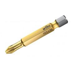 WH-04866 Бита TiN Torsion форма E 6,3 Pozidriv РZ3..