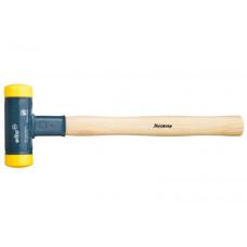 WH-02098 Молоток без отдачи, с деревянной рукоятко..
